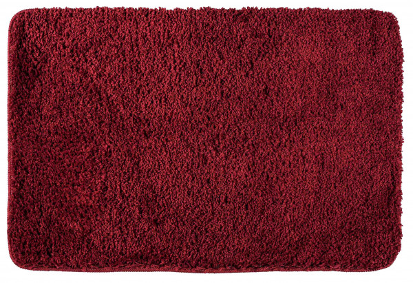 Badteppich Belize Chili 60 x 90 cm, Mikrofaser