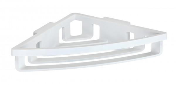 Power-Loc® Eckablage Bralia Weiß