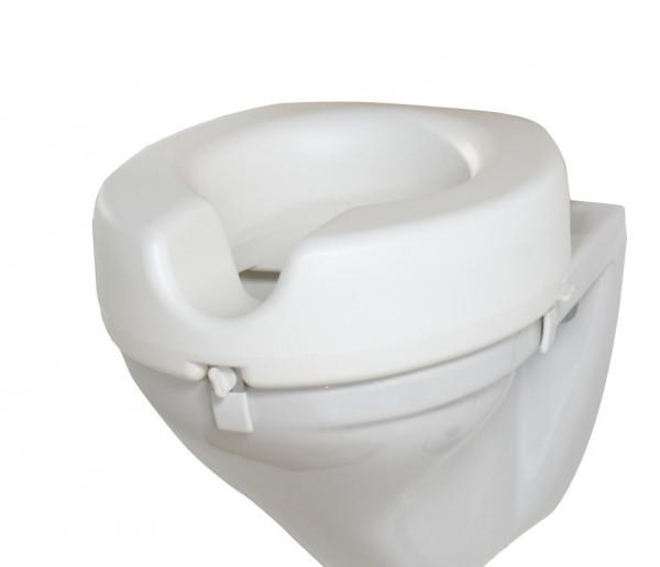 WC Sitz-Erhöhung Secura 150 kg Tragkraft