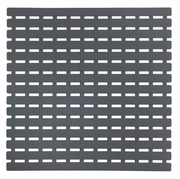 Duscheinlage Arinos, grau, 54 x 54 cm