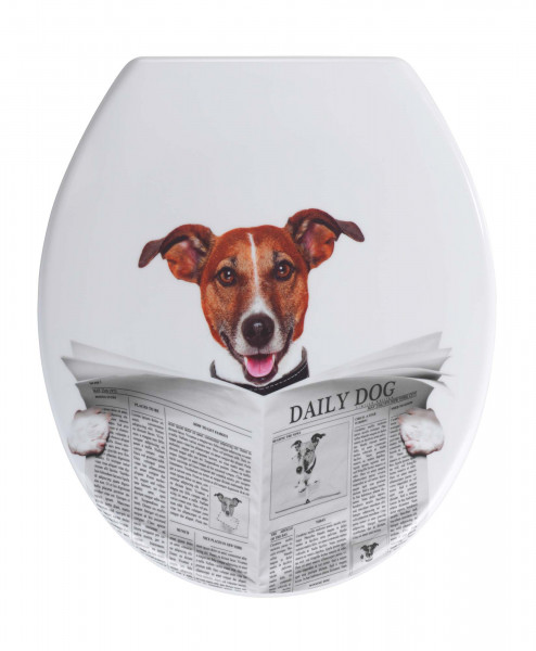 WC-Sitz Daily Dog Duroplast