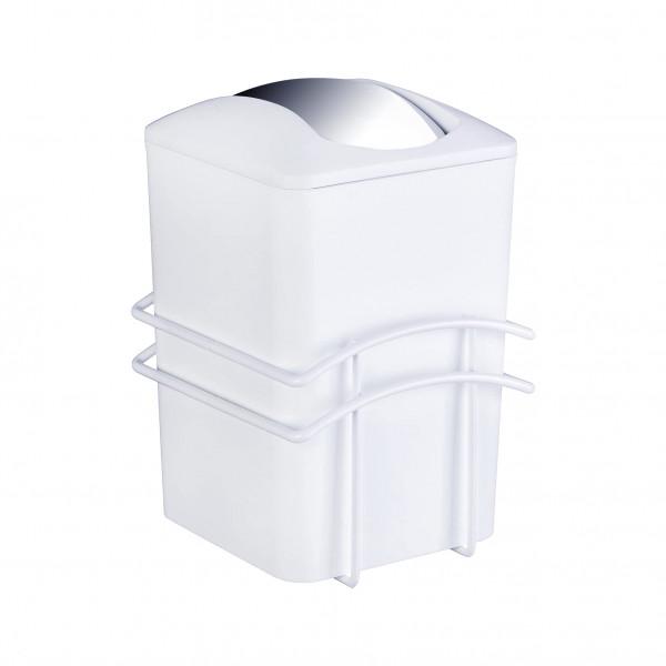 Schwingdeckeleimer Classic Plus 3 Liter, mit hochwertigem Rostschutz