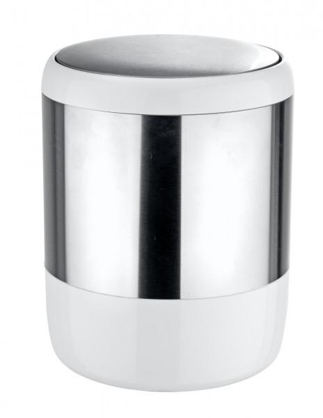 Schwingdeckeleimer Loft 6 Liter