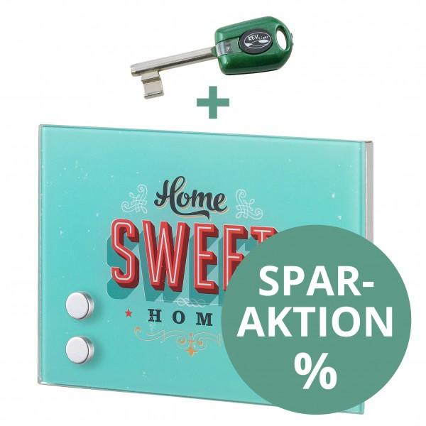 SPARSET LED Schlüssellicht + Schlüsselkasten
