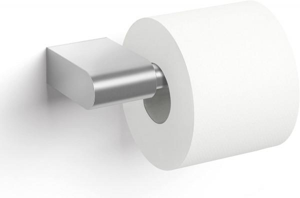 ATORE Toilettenpapierhalter, Edelstahl matt
