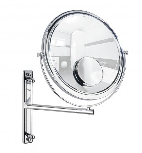 Kosmetikspiegel Bivona Wandspiegel, 3- & 7-fach Vergrößerung