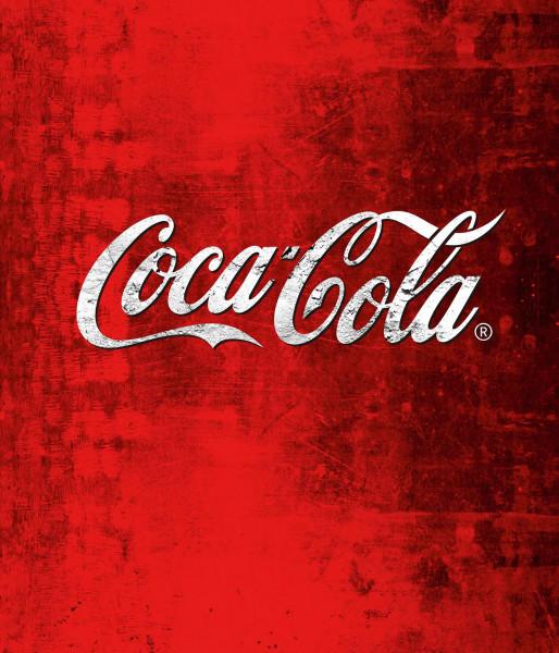 Glasrückwand Coca-Cola Classic