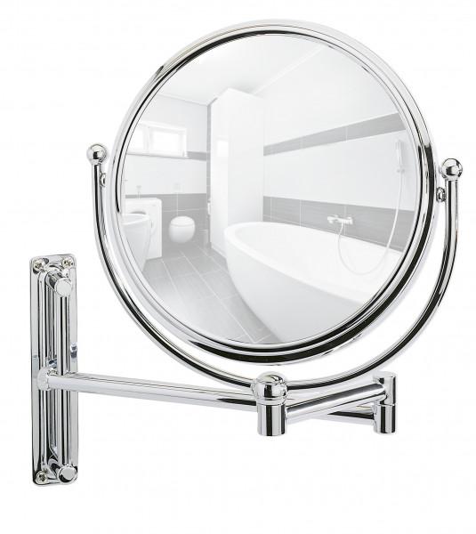 Kosmetikspiegel Deluxe Groß Wandspiegel, 5-fach Vergrößerung
