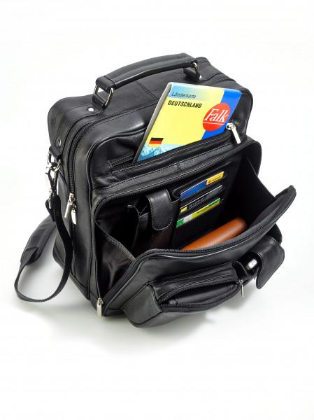Chevirex Allround-Businessbag schwarz