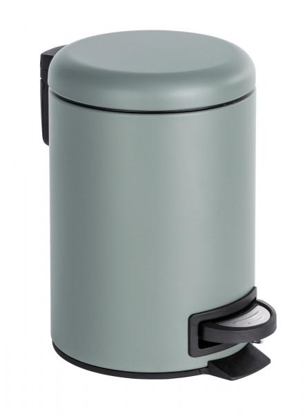 Treteimer Leman 3 Liter grau