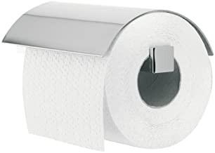 Tiger Items Toilettenpapierhalter mit Deckel, Edelstahl verchromt