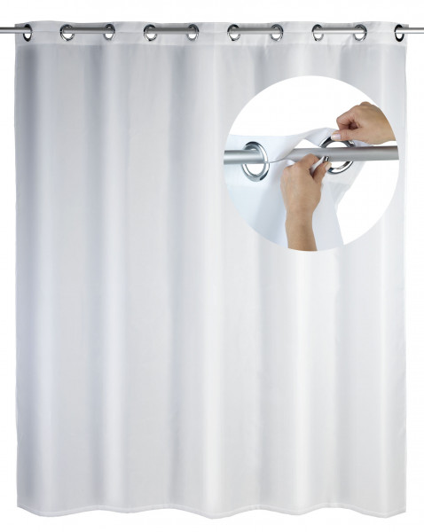 Duschvorhang Comfort flex weiß