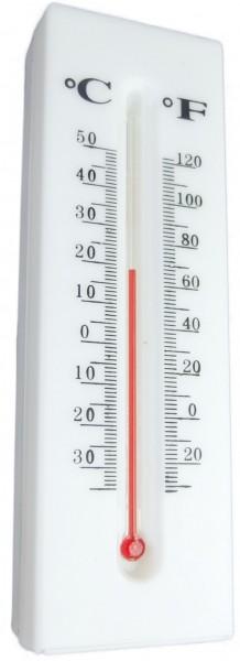 Thermometer mit Schlüsselsafe