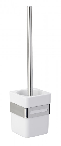 Edelstahl WC-Garnitur Premium Plus