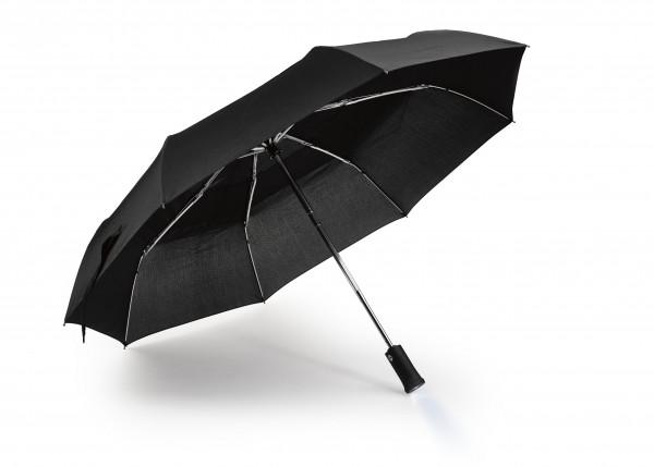 Regenschirm windresistent mit Licht