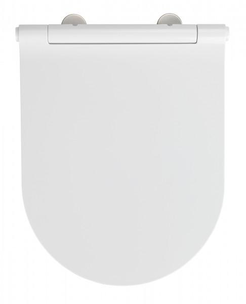 WENKO WC-Sitz Nuoro, weiß, Duroplast