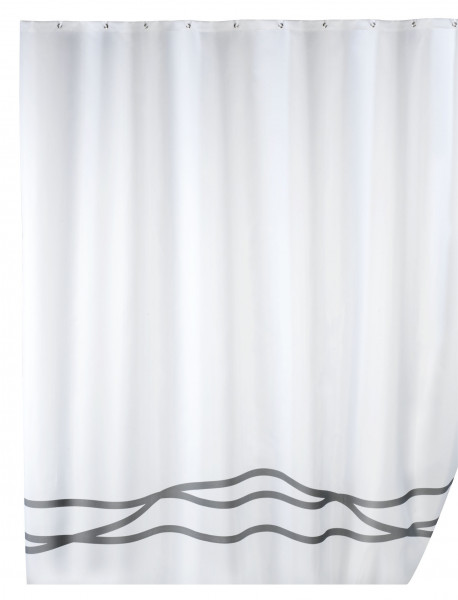 Duschvorhang Noa, 180 x 200 cm, antischimmel