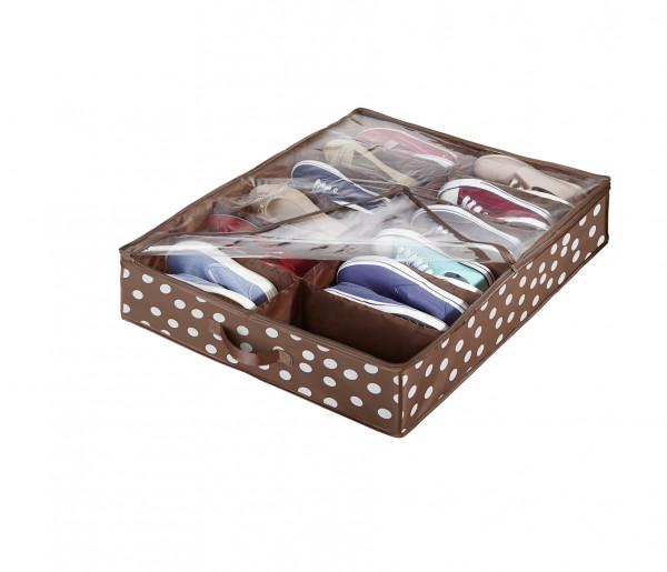Unterbettkommoden-Set für Schuhe Pretty Woman, 2-teilig 2-teilig
