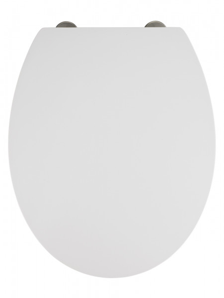 Premium WC-Sitz Mora Duroplast weiß, mit Absenkautomatik
