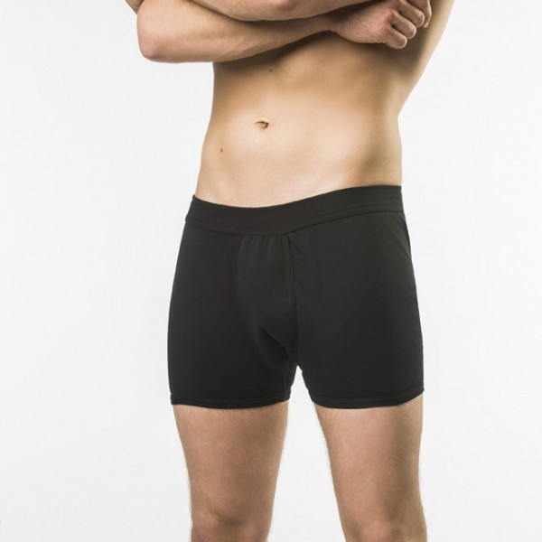 Inkontinenz Shorts schwarz M