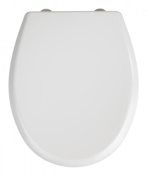 WC-Sitz Gubbio weiß Easy Close Duroplast