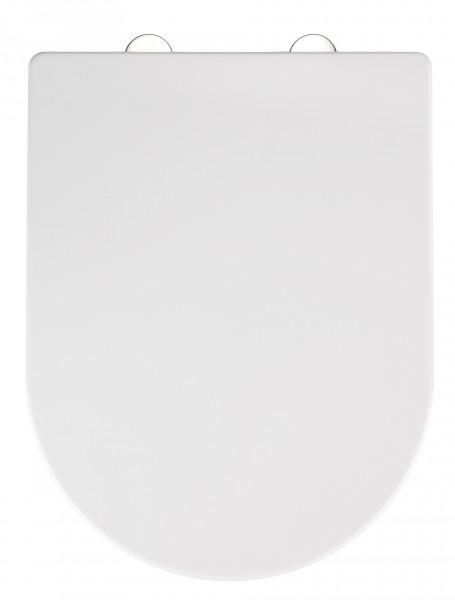 Premium WC-Sitz Calla Thermoplast weiß, mit Absenkautomatik