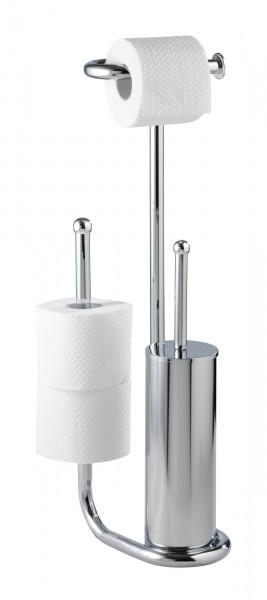 Stand WC-Garnitur Universalo Chrom