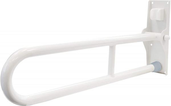 Stützklappgriff, klappbar, Stahl kunststoffbeschichtet, 75 cm
