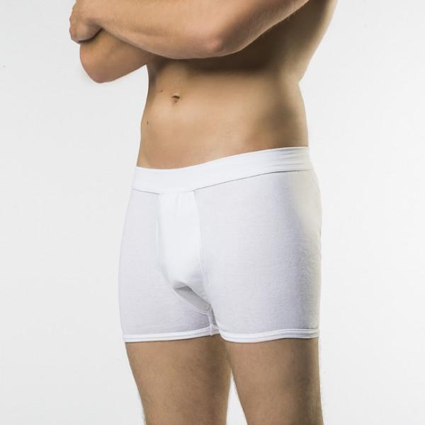 Inkontinenz Shorts weiß