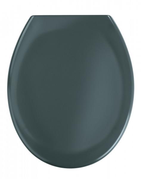 WC-Sitz Ottana, dunkelgrau, Duroplast