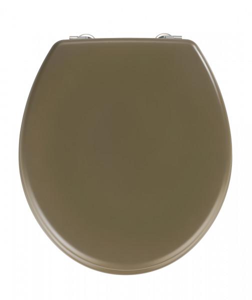WC-Sitz Prima in Taupe Matt