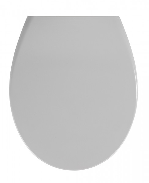 WC-Sitz Samos concrete grey, Easy Close, Duroplast