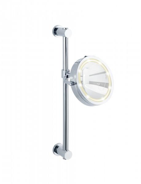 Power-Loc® LED Wandspiegel Carpi Befestigen ohne bohren