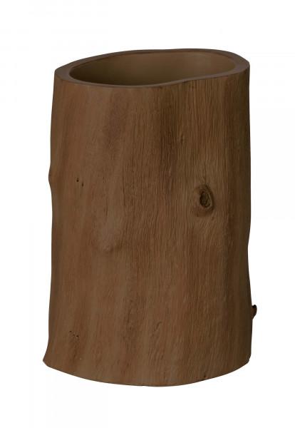 Zahnputzbecher Forest Holzoptik