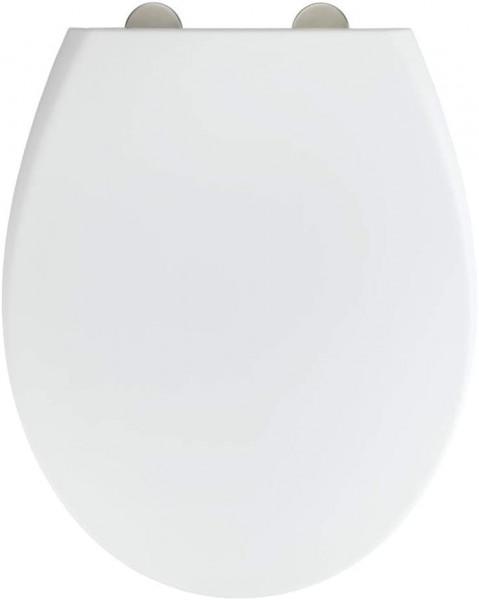 WC-Sitz Ikaria weiss matt, Duroplast