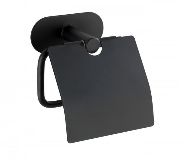 Toilettenpapierhalter Orea black, Befestigen ohne bohren