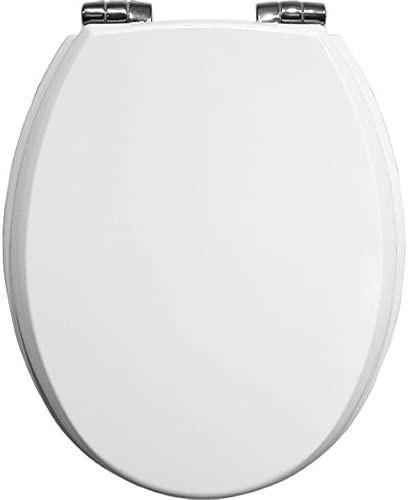 Universal WC-Sitz mit Absenkautomatik, weiß