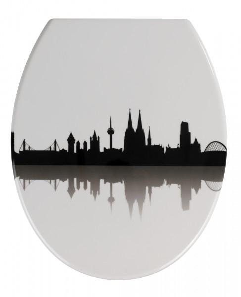 WC-Sitz Köln