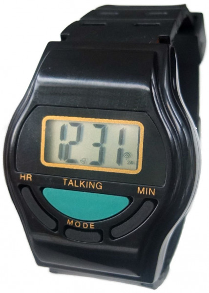 Armbanduhr mit Sprachfunktion