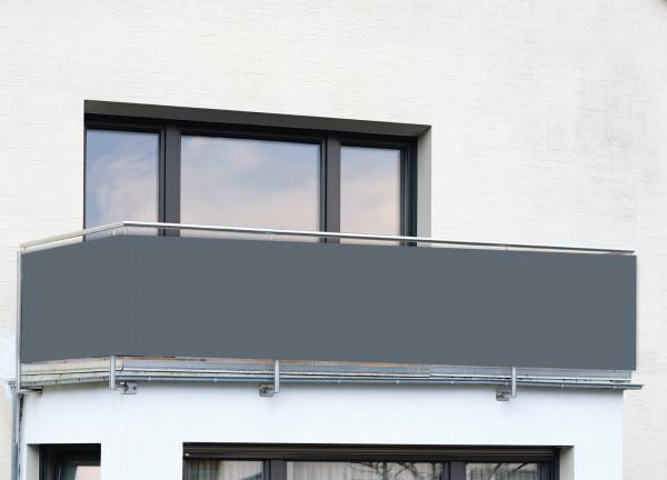Balkon-Sichtschutz Anthrazit