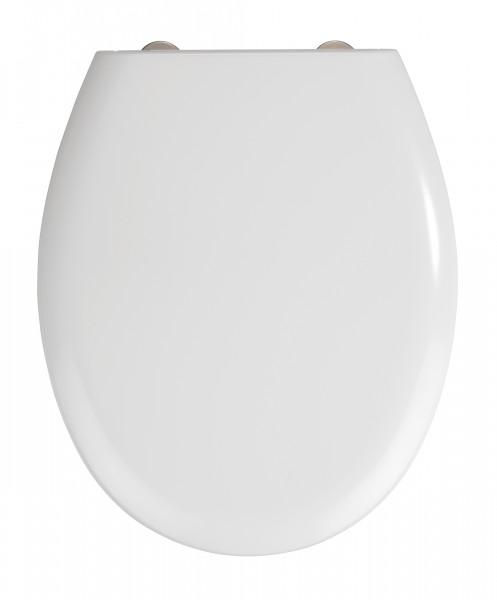 WENKO WC-Sitz Rieti weiß Easy Cl. Durop. Promo
