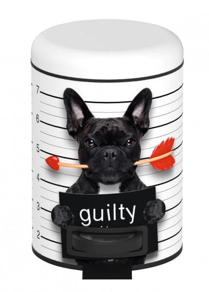 Kosmetik Treteimer Guilty Dog 3 Liter