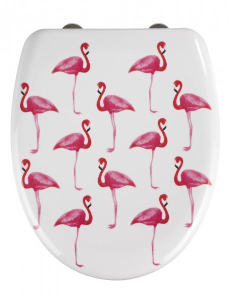 WC-Sitz Flamingo, Easy Close, Duroplast