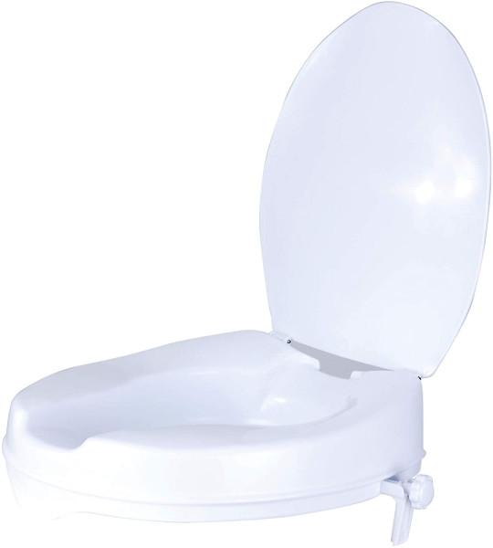 GAH-Alberts Toilettensitzerhöhung, Kunststoff, weiß