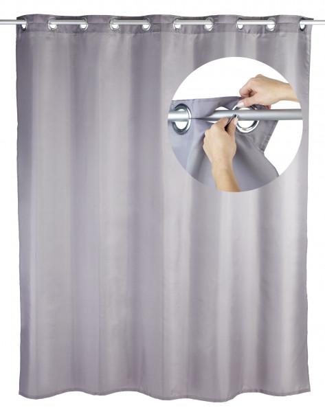 Duschvorhang Comfort flex grau