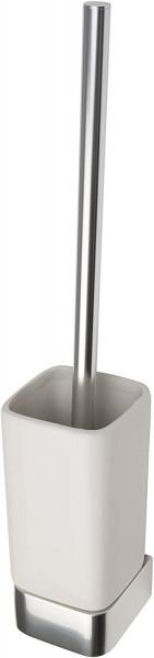 Aline Toilettenbürstenhalter, Poliert/Glänzend, 7,4 x 7,8 x 41,4 cm