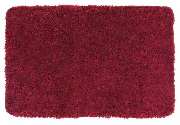 Badematte Mélange chili 55 x 65 cm, Micropolye