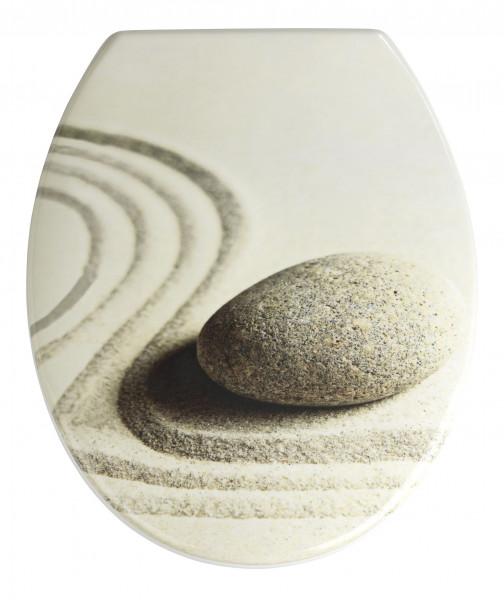 WC-Sitz Sand and Stone, Duroplast