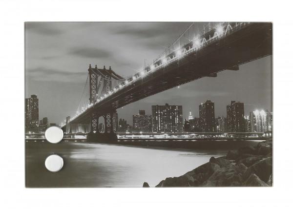 Magnetíscher Schlüsselkasten Bridge, 30x20cm