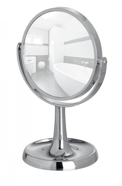 Kosmetik-Standspiegel, Rosolina, chrom